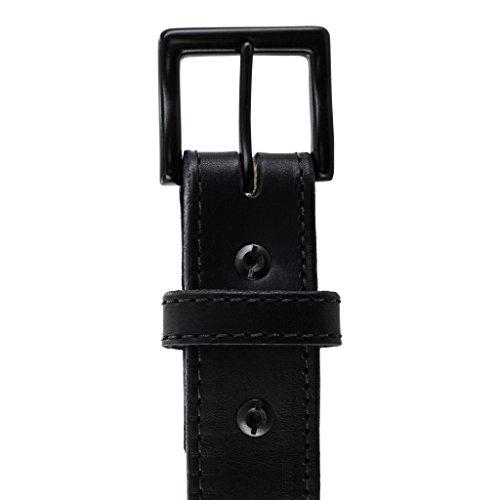 "Hanks 1.5"" Belt Buckle, Tactical Black - 100 Year Warranty Photo #2"