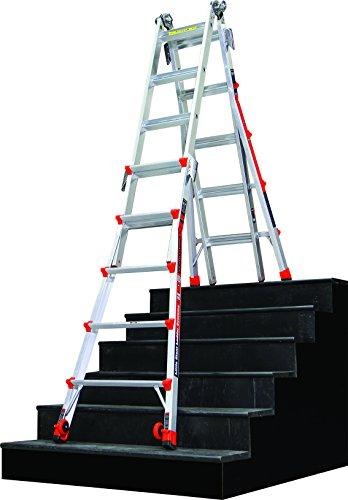 Little Giant 12022 RevolutionXE Multi-Use Ladder, 22-Foot