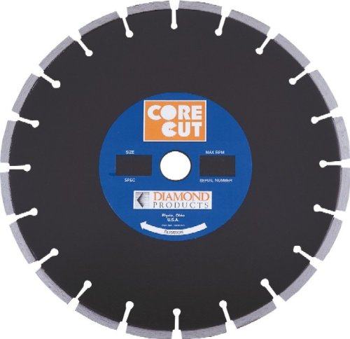 Diamond Products Core Cut 11930 16-Inch by 0.125 by 1-Inc...