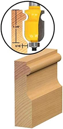 Router Bits DIY Bookshelf Molding Edge Banding Woodworking Tools Milling Cutter Drill Bit Table Side Drill Bit CNC Door Knife Wood Processing