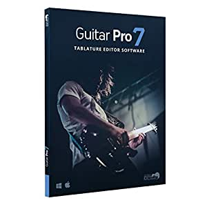 guitar pro 7 tablature and notation editor score player guitar amp and fx software. Black Bedroom Furniture Sets. Home Design Ideas