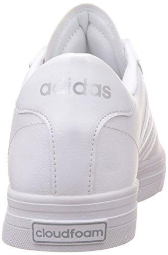 Deporte Ftwbla para de Hombre Daily Super Ftwbla Zapatillas Blanco 000 Adidas Cloudfoam Plamat SXqwFH
