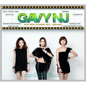 『GAVY NJ 6集 Part. 1 - Gavish』