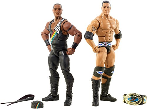 WWE Elite Collector Nation Domination