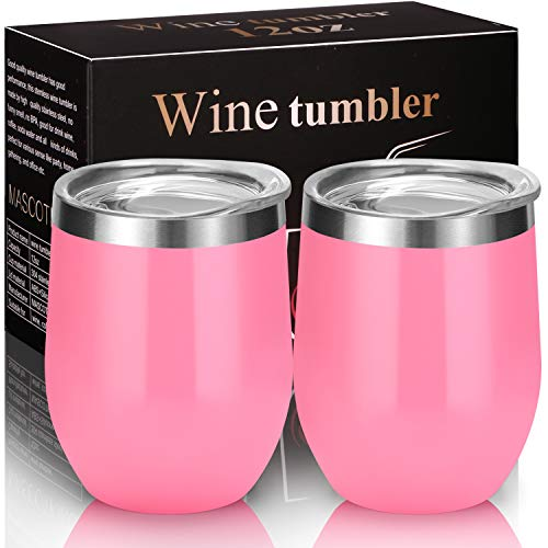 MASCOTKING Wine Glasses Tumbler