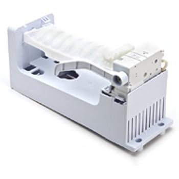 samsung refrigerator ice maker. Samsung DA97-08059A Ice Maker Assembly, White Refrigerator 7