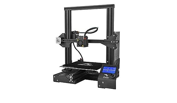 Asiproper - Impresora 3D Creality Ender 3 impresoras 3D ...