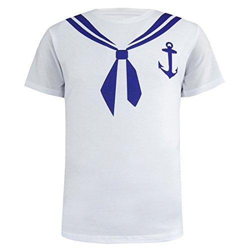 Funny World Mens Sailor T Shirts product image
