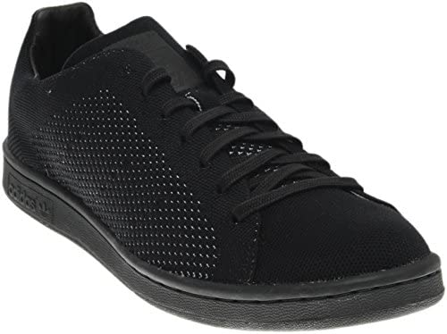adidas Stan Smith Primeknit Mens in Black, 8: Buy Online at