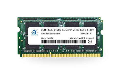 (Adamanta 16GB (2x8GB) Apple Memory Upgrade for Late 2015 iMac 27