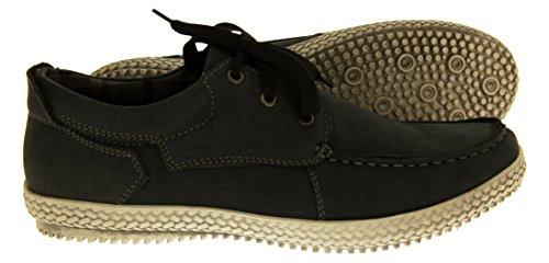 Footwear Grigio grigio uomo chiusa Studio Punta TFOWTqR6Bx