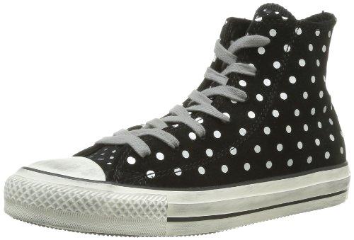 All Converse Hi Baskets Mode Noir Sue Star Chuck Adulte Dots Mixte Taylor qrfxnETrCw