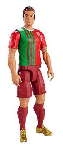 Action Football (FC Elite Cristiano Ronaldo Soccer Action Figure)