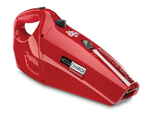 Dirt Devil Accucharge Technology Hand Vacuum Cleaner BD10045RED