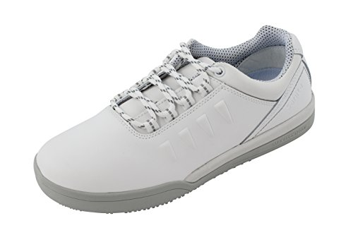 Lace Sanita San Antinfortunistiche Adulto – Scarpe Bianco Bianco Unisex Chef Shoe O2 ExEqZRdrgw