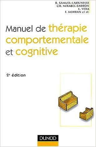 Lire Manuel de thérapie comportementale et cognitive pdf, epub ebook