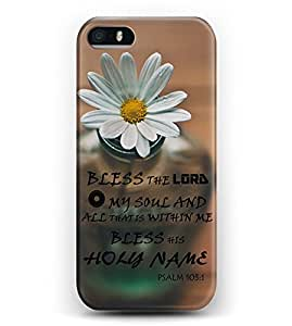 iphone 6 plus Case iDraw iphone 6 plus Hard Case -- Bless The Lord O My Soul And All That Is Within Me Bless His Holy Name Psalm 103:1