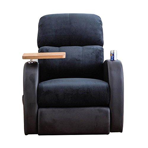 Soges Chair Sofa Room Sofa Home Chair, Black