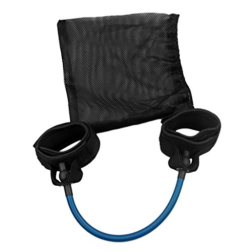 Dovewill Resistance Workout Bands Exercise Fitness Muscle Training Bands Carry Bag for All Sports Workout Football Basketball Soccer Boxing by Dovewill