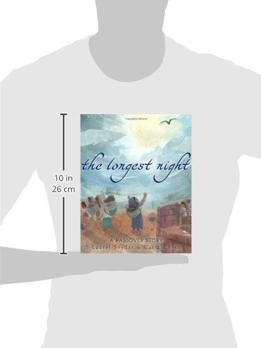 The Longest Night: A Passover Story by Schwartz Wade Books (Image #2)