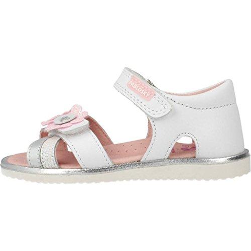 Sandalen/Sandaletten M�dchen, color Wei� , marca PABLOSKY, modelo Sandalen/Sandaletten M�dchen PABLOSKY CHUCK TAYLOR STAR PLAYER 3V OX Wei�