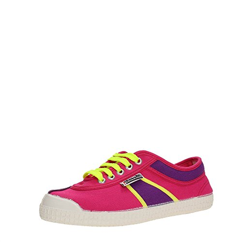 KAWASAKI 171C160Y Sneakers Women PINK/PURPLE/FLOUR 38 519K4p