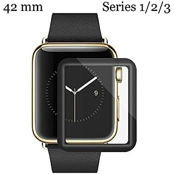 Amazon.com: Youniker 2 Pack Apple Watch 42 mm Screen ...