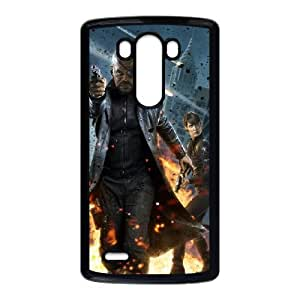 The Avengers LG G3 Cell Phone Case Black QD9351765