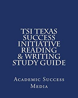TSI Study Guide: Test Preparation Book & Practice Test Questions ...