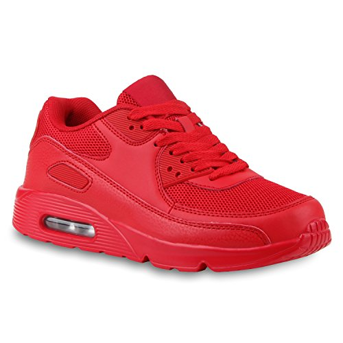Bottes Paradis Dames Unisexe Hommes Enfants Chaussures De Sport Course Sur La Taille Flandell Carlton Rouge
