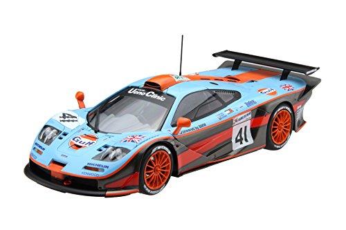 1/24 S?rie r?el de voiture de sport No.45 McLaren F1 GTR Long Tail Mans 1997 # 41 (japan import)