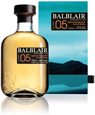 Balblair, Single Malt Whisky - 700 ml