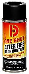 Big D 202 Fire D One Shot After Fire Odor Control Fogger, 5 oz (Pack of 12)