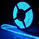 snake power strip - Spritech 5630 Flexible Led Strip, Daylight 300pcs SMD 5630LEDs 16.4Ft DC12V Waterproof IP65 25Lm/LED,2 times brightness than SMD5050 LED Ribbon, LED Tape Light