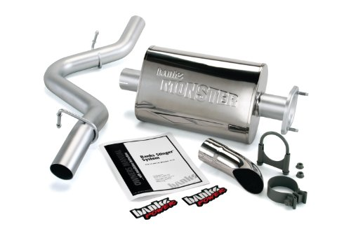 Banks Power Monster Exhaust - 7