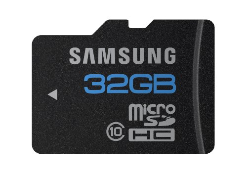 - Samsung 32GB High Speed microSDHC Class 10 Memory Card with Adapter. Model number: MB-MSBGA/US