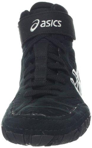 Asics Aggressor 2 Hombre Negro Deportivas Zapatos Talla EU 46,5