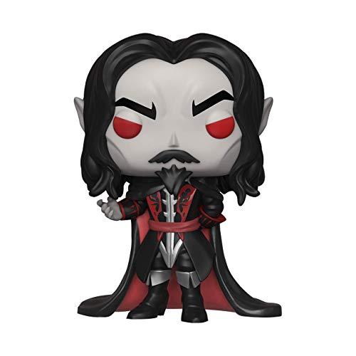 Funko- Pop Vinilo Castlevania Vlad Dracula Tepes Figura Coleccionable, Multicolor, One-Size (38550)
