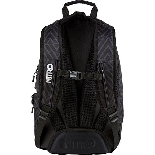 Nitro Snowboards Stash sac à dos, Mixte, STASH Diamond