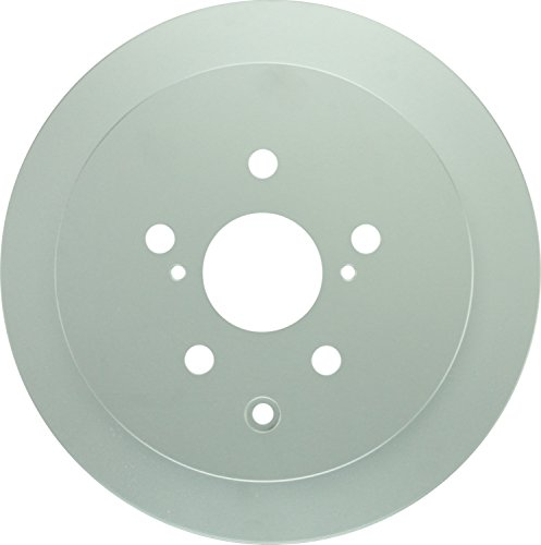 Bosch 50011501 QuietCast Premium Disc Brake Rotor For Select Lexus RX350, RX450h; Toyota Highlander, Sienna + More; Rear
