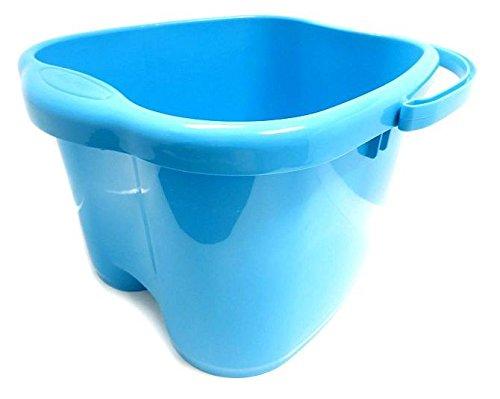 Ohisu Blue Foot Basin for Foot Bath, Soak, or (Soaking Feet)