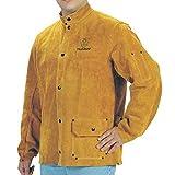Tillman 3280-2X Heavyweight 30'' Jacket Cowhide Side Split Leather - XXL