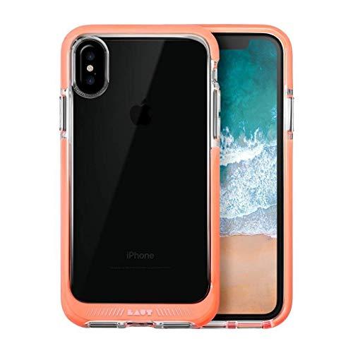 731070a73a4 LAUT 731383 Fluro Tough Case for iPhone X - Pink