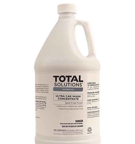 ChemJoe Ultra Car Wash Concentrate all types of vehicles. Heavy Road Grime Great for Big Rig Trucks. 25 to 1 Dilute Pressure Washer. (1 Gallon) by ChemJoe (Image #9)