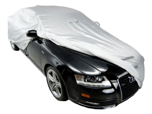 (4 Dr) Jaguar XJ8L 1998 - 2001 Select-fit Car Cover Kit by Microbead Car Covers