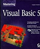 img - for Mastering Visual Basic 5 book / textbook / text book