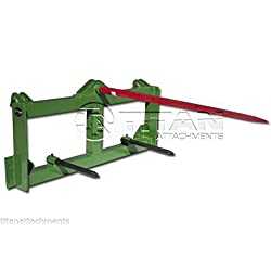 Titan Tractor Hay Spear Attachment for John Deere
