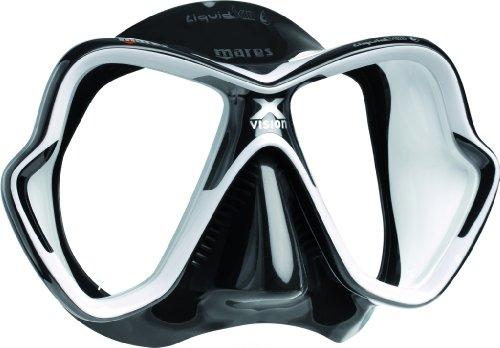 Mares X-Vision Liquidskin 13 Scuba and Snorkeling Mask (Mares Liquid Skin)