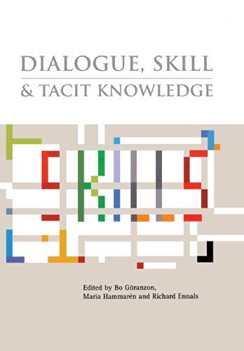 Dialogue, Skill And Tacit Knowledge
