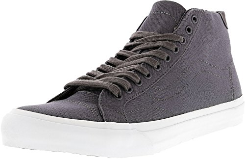 Leinen Canvas Fashion Court Mid Sneakers Vans Tornado Hombres qxtRqZ